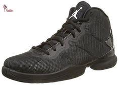 Nike - Jordan Super.Fly 4 - , homme, multicolore (black/white