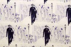 Fernando Pessoa fabric.