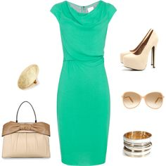 Easter Outfit, created by bethany-matos on Polyvore