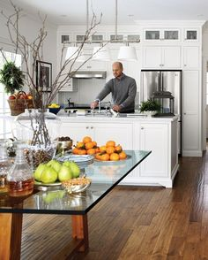 Festive Open House Buffet | photo Donna Griffith | House & Home.