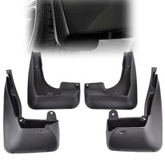 BOTH PARTS E81 BMW 1 SERIES E87 SPLASH GUARD DRIVERS SIDE O//S FRONT