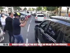 Didier Raoult acclamé par des chauffeurs de taxis May 1, Youtube, Switzerland, Youtubers, Youtube Movies