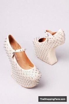beautiful,by JEFFREY CAMPBELL The Shopping Fans