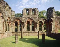 Furness abbey, Barrow in furness