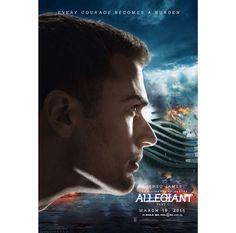 Divergent fan made movie poster Allegiant
