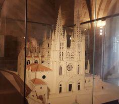 Maqueta de la catedral actual (Catedral de Burgos)