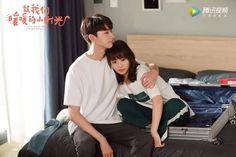致我們暖暖的小時光・Put your head on my shoulder Kdrama, Chines Drama, Ideal Boyfriend, Web Drama, W Two Worlds, Chinese Movies, Korean People, Your Head, Romance Movies