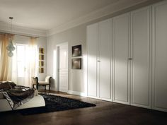 Klasyczne drzwi białe - Drzwi klasyczne EKO-DAR