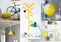 Be Lemon! - The Lemon Pearhttp://www.thelemonpear.com/2013/05/decorar-amarillo-hogar.html