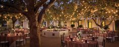 Memory Garden in Monterey - outdoor wedding in a historic courtyard