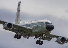 https://flic.kr/p/Qv68aQ | Boeing RC-135W | 95th RS, RAF Mildenhall