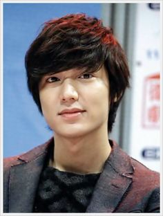 Lee Min Ho is just straight up pretty.