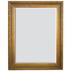 Wall Mirror Large Gold Leafed Handmade Classic Mantel Dressing New Free shipping #Handmade