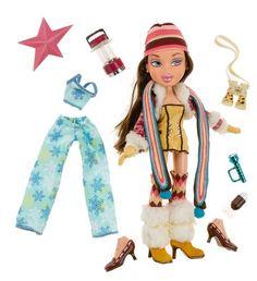 Bratz Campfire Doll - Dana