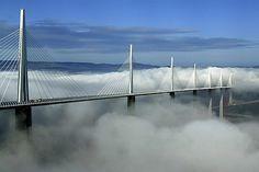 Viaducto de Millau  Francia