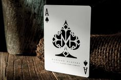 Players by Daniel Madison Playing Cards - theory11
