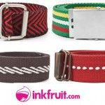 Flat Rs.115 OFF on Stylish Inkfruit Belts
