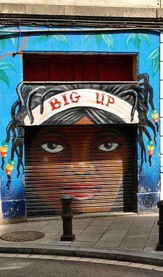 Barcelona Art Street  Catalonia