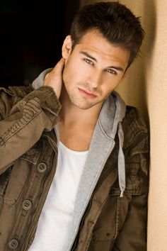 Ryan Guzman from Step Up Revolution. Lousy movie good looking guy.