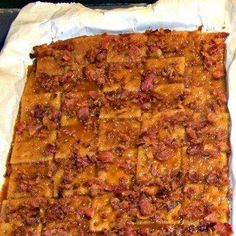 Bacon Crack and Tailgating Recipes and Football Party Food Ideas for your stadium gathering on Frugal Coupon Living. Appetizers for game day. football food Tailgating Recipes and Football Party Food Ideas Appetizers For Party, Appetizer Recipes, Snack Recipes, Cooking Recipes, Christmas Appetizers, Cheese Appetizers, Healthy Appetizers, Avacado Appetizers, Prociutto Appetizers