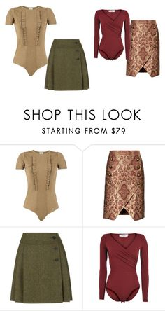 """TRAB"" by eteralucia on Polyvore featuring beleza, Circus Hotel, Banana Republic, Hobbs e Oh My Love"