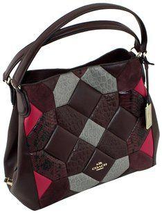 Shop Carmen A Mitchel's closet on Tradesy. Coach Handbags, Coach Purses, Purses And Handbags, Cheap Coach Bags, Hobo Bag, Happy Shopping, Louis Vuitton Damier, Fashion Forward, Quilt