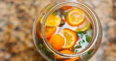 Recette boisson detox, comment purifier son corps, astuces pour bruler les graisses
