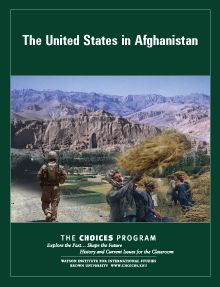 afghanistan and united states relationship