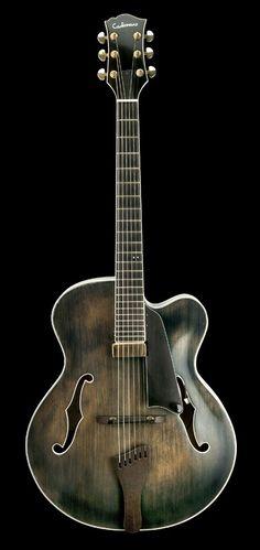 Carbonaro archtop guitar
