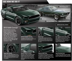 2015 Mustang Parts & Accessories - Free Shipping!