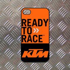 KTM Motorcross MX Dirt Bike Motorcycle Offroad iPhone 5 by BatDin, $16.50
