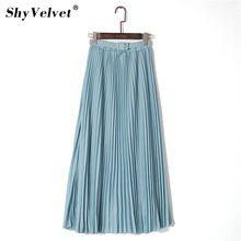 Bohemian High Waist Chiffon With Belt Pleated Maxi Skirt Chiffon, Bohemian, Belt, Pleated Maxi, Skirts, How To Wear, High Waist, Wordpress, Fashion