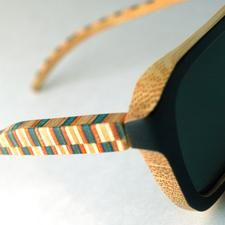 13109c3def Wood Sunglasses - Recycled Skateboards Wooden Sunglasses