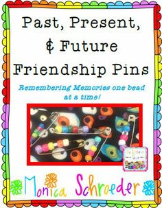 Welcome to The Schroeder Page!: Past, Present, & Future Friendship Pins