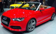 2015 Audi A3 Cabriolet Release Date read more : http://release2015.com/2015-audi-a3-cabriolet-release-date/