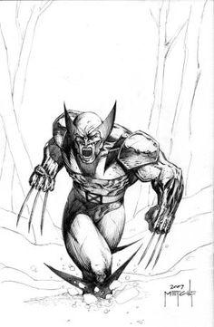 308 Mejores Imágenes De Wolverine En 2019 Comic Books Art Logan