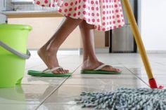 Como limpiar los diferentes pisos