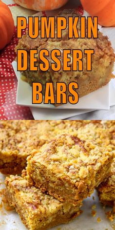 With a deliciously spiced pumpkin pie on the bottom and buttery swirled cake topping this super EASY Pumpkin Pie Bars will be your favorite holiday dessert! Thanksgiving, Christmas, New Year, and any day perfect! Easy Pumpkin Pie, Spiced Pumpkin, Pumpkin Dessert, Pie Dessert, Pumpkin Recipes, Pumpkin Bars, Thanksgiving Recipes, Fall Recipes, Holiday Recipes