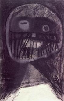 Monster's Head - Vajda Lajos