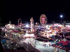 NM State Fair is held every September