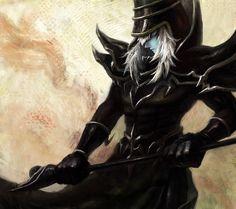 Dark Mago Negro