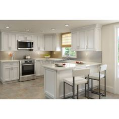 Kitchens by Foremost - Custom Designed Kitchen Cabinets