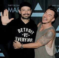 Tomo shann! I love these two!