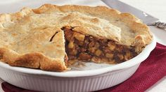 Treat your family with this mincemeat pie that's made with pecans, apple and Pillsbury® pie crusts - a wonderful dessert.
