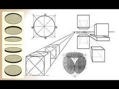 Art Shima - Основы ПЕРСПЕКТИВЫ в Рисунке Карандашом