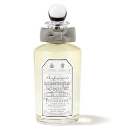 Penhaligon's Blenheim Bouquet - Created in 1902 and taking its name from Blenheim Palace the seat of one of England's most respected bloodlines, Blenheim Bouquet is a bracing mix of citrus oils, spices and woods. It was made for Lord Randolph, Winston Churchill's father, whose residence was Bleinheim Palace. Little surprise then that it became Winston Churchill's favorite later in life.