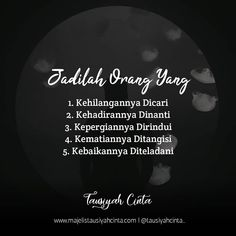 """Majelis Tausiyah Cinta 💌 di Instagram """"Jadilah.. . . Follow @catatancintamuslimah Follow @catatancintamuslimah . ."""""""