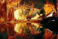 Saalfeld Caves, Germany