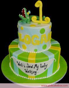 crocodile birthday cake template.html