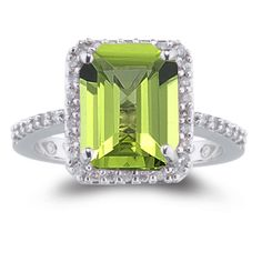Celebrate August Birthdays with the Peridot!  This stone is thought to bring good luck and success to the wearer!